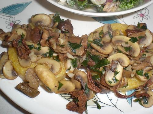 mushroom polenta 003