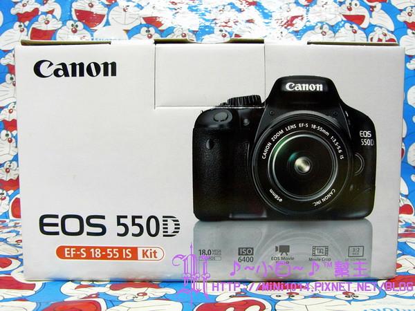 Canon EOS 550D (18-55mm單鏡組)