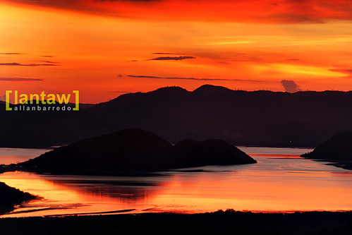 Coron: Islands in Sunset