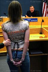 4815522553_1646d1565f (w0o) Tags: woman girl arrested handcuffed detained frisked