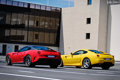 Ferrari 599 GTO and Ferrari 599 HGTE ~EXPLORE~ (calians.sevan) Tags: auto california blue red orange white black france cars car wheel speed dark french rouge paul photography grey photo nikon italia photoshoot xx wheels automotive ferrari spyder explore exotic enzo gto 365 gt nikkor modena daytona rims blanche lm circuit blanc scuderia supercar challenge spotting 250 ricard stradale maranello f430 gts 288 430 testarossa f40 f50 vehicule 550 348 httt 355 nart 575 castellet carspotting 599 458 fxx sevan 16m d80 calians hgte 599xx