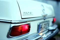 250SE (sic) Tags: urban car mercedes benz minimal karre 250se