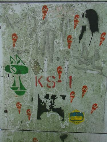 Streetart in Valmiera