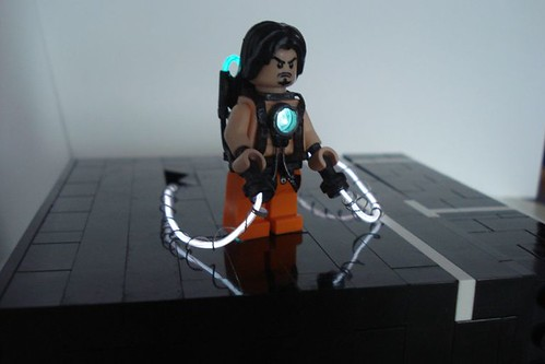 Whiplash custom minifig