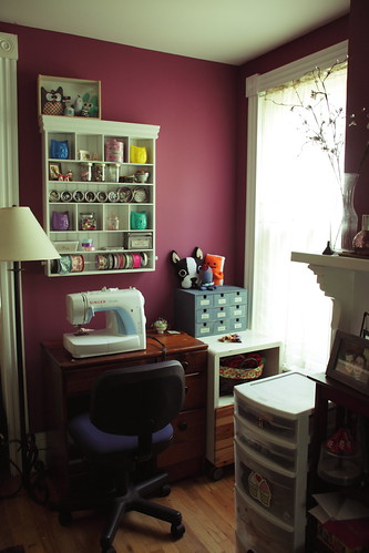 my crafty nook.