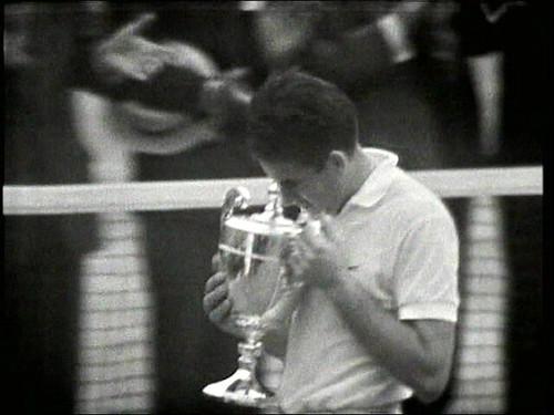 Manuel Santana - Wimbledon 1966