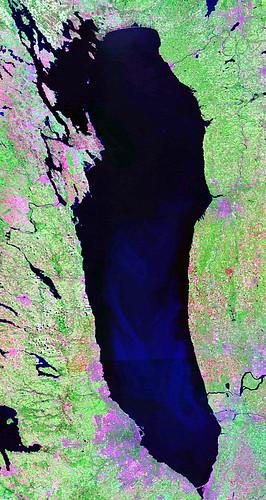 Lake Ontario, Earth