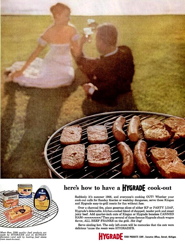 A Hygrade Picnic Life July 23 1956