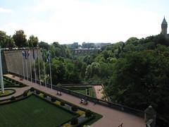 Giardini pensili - Luxembourg City