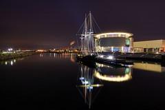 Night Docking