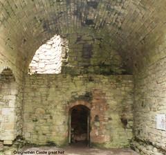 Craignethan Castle, Lanarkshire, Scotland (Grangeburn) Tags: scotland sirwalterscott lanarkshire scottishcastles craignethancastle tillietudlumcastle