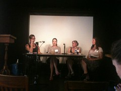 lisa congdon, jennifer shea, sally brock, faythe levine