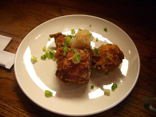 ramenjinya crispy chicken