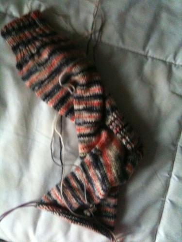 Risk sock