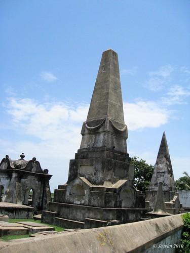 Dutch Cemetery, Pulicat