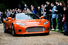 Supercars at Wilton House 2010 Orange Spyker C8 Aileron (NWVT.co.uk) Tags: pictures uk orange house cars beautiful beauty car stars photo jay photographer williams photos nick picture automotive service rare broom exotica 2010 supercars wilton appeal spyker saterday c8 pistonheads aileron hypercars nwvt jaykaybi