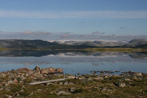 Eurotrip 2010: Hardangerjøkulen glacier, Norway
