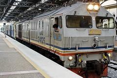 24125 at Kuala Lumpur Station