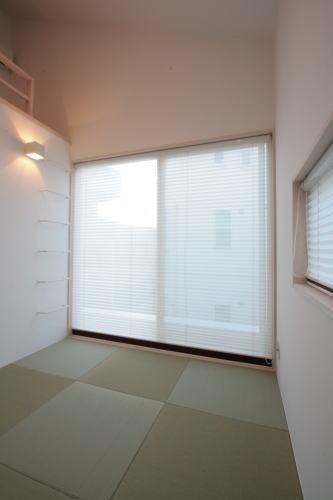 藤木邸6寝室