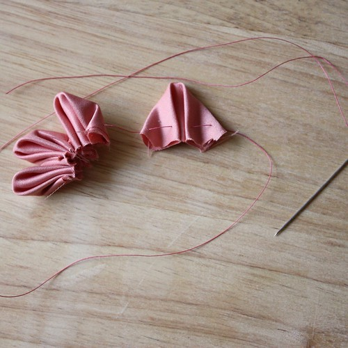 Step 12: Keep Making and Stringing Petals Until Satisfied
