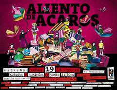 Aliento de Acaros (l.u.c.a.s.) Tags: teatro aliento acaros