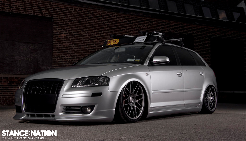 The Audi Temptation Stancenation Form Gt Function