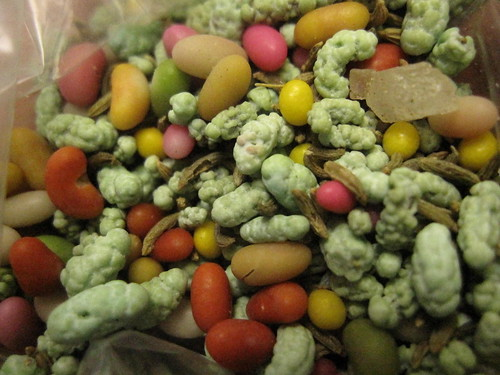 Candy coated Fennel Seeds India
