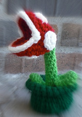 Piranha Plant #2 Attacks