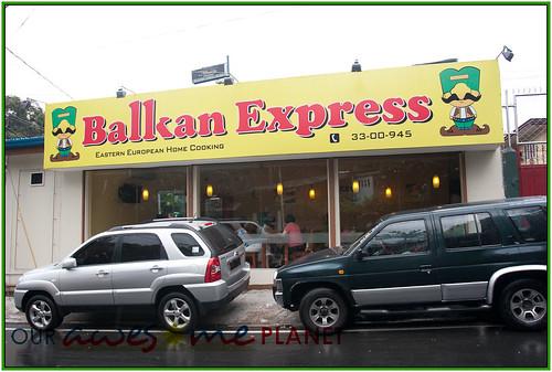 Balkan Express-1