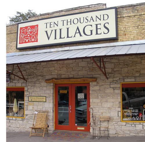 Ten Thousand Villages Front Facade