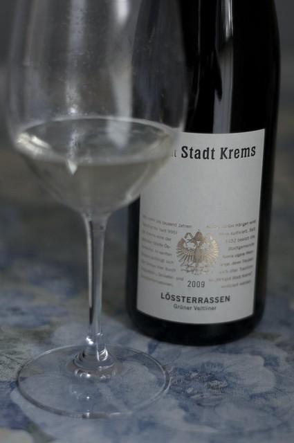 2009 Stadt Krems Grüner Veltliner