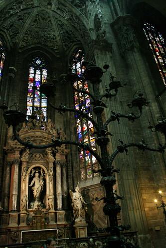 Trivulzio candelabra