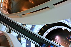 Bmw Museum (onur.yilmaz) Tags: auto art classic cars car museum architecture stairs canon germany munich mnchen geotagged bayern deutschland bavaria arquitectura automobile europe stair gallery technology geometry interior curves stairway treppe indoors staircase bmw architektur alemania nostalgic curve germania mimari nostalgy architectura treppen baviera  bmwmuseum avrupa mze interiorarchitecture mnih kurvig almanya t2i bavyera canoneos550d kissx4