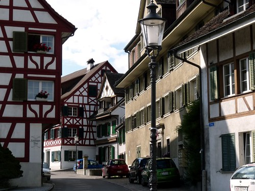 swiss village