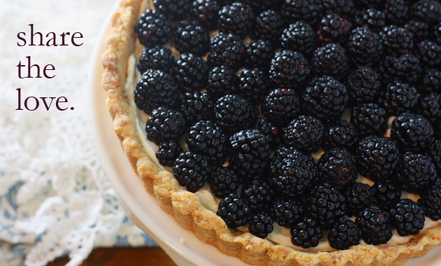 blackberry-tart