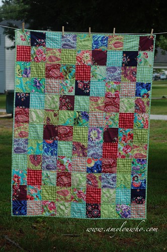 LOVE, the quilt