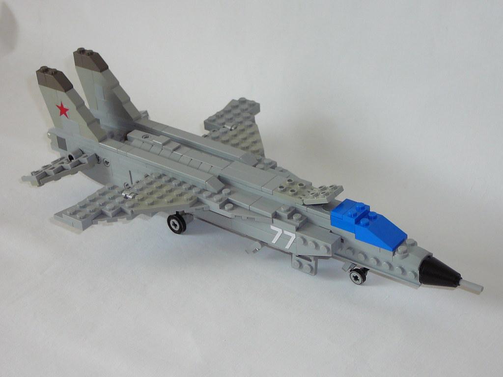Yakovlev Yak-41M Freestyle