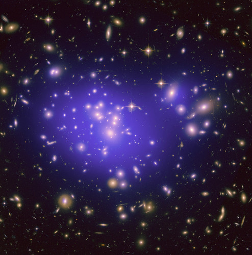 Galaxy Cluster Abell 1689
