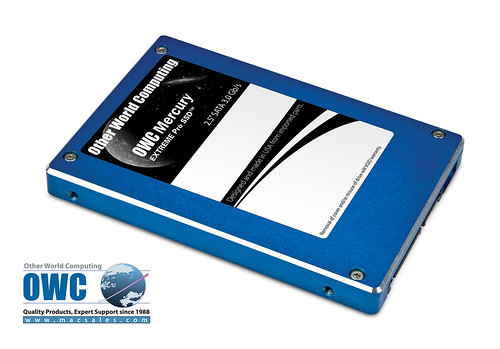Mercury Extreme Pro 40GB SSD  SandForce Processor