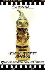 The Coveted Golden Grimmy Award