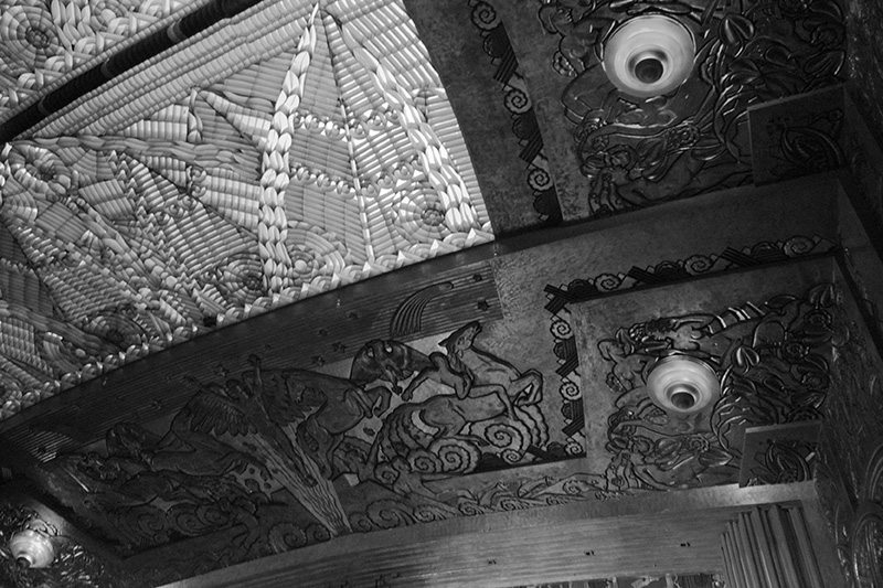 paramount theatre, oakland 1