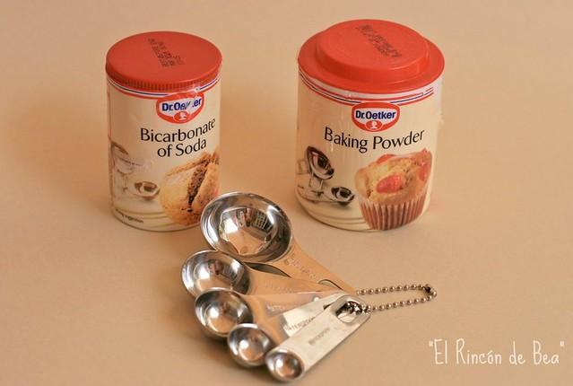 Bicarbonato & Polvo de hornear