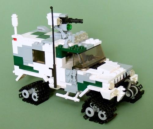 C405 Wolfhound Tracker