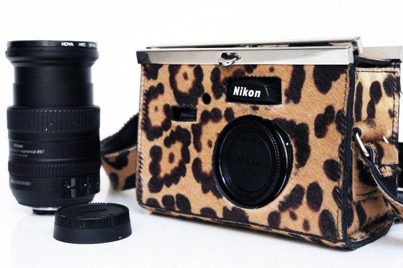 Luxirare fashion Nikon D90 camera bag 1