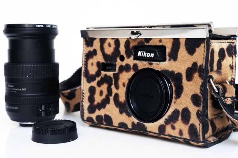 Luxirare fashion Nikon D90 camera bag 1