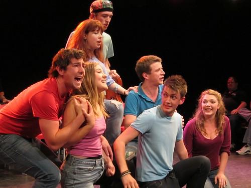 Edinburgh Fringe Festival 2010 - No Shoes Theater