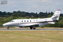 CS-DXC - 560-5559 - Netjets Europe - Cessna 560XL Citation XLS - Luton - 100721 - Steven Gray - IMG_8898