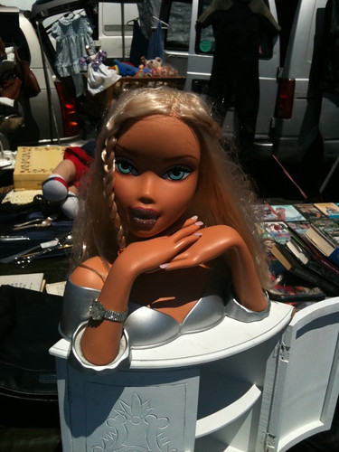Swap meet barbie