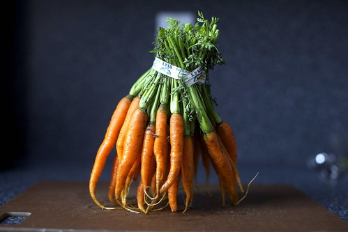 tiny carrots for tiny people