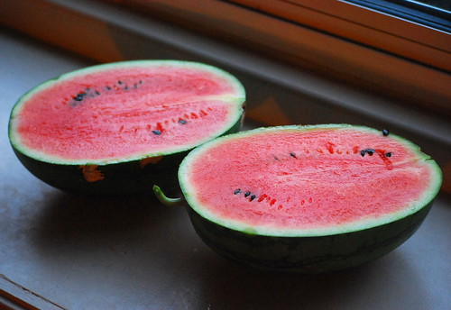 Ripe Thai Watermelon
